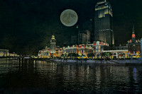 moonlight in tianjin