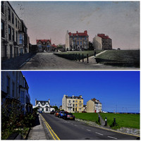 seaton carew 1904 and 2014
