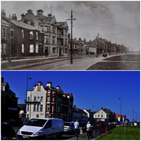 seaton carew 1911 and 2014