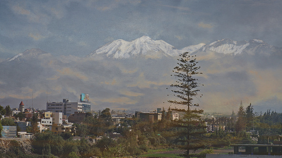 mountains of arequipa