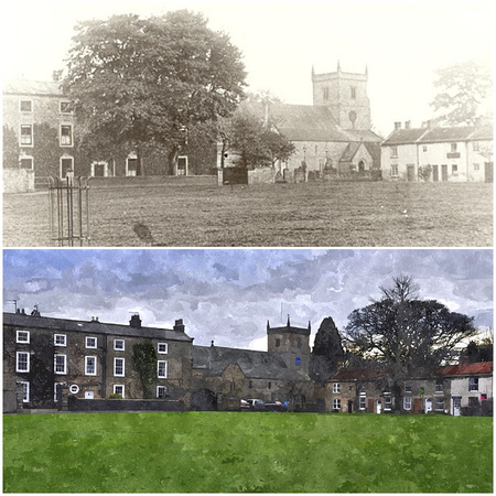 gainford then and now